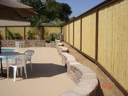 amazon com backyard x scapes bama bf05 natural rolled bamboo