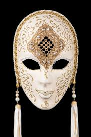 authentic venetian masks penelope white and gold authentic venetian mask in papier mache