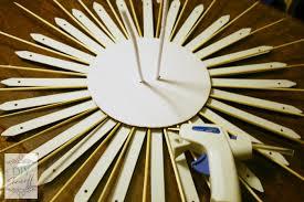 diy lighted starburst mirror christmas tree topper tutorial