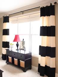 Can You Put Curtains Over Blinds Endearing Curtains Over Blinds And How To Hang Blackout Curtains