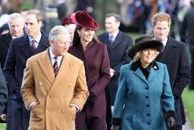 kate joins royal family at sandringham for royal