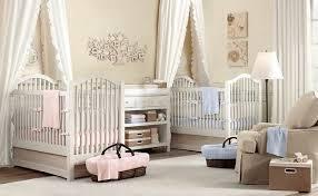 chambre jumeaux fille gar n 102 idées originales pour votre chambre de bébé moderne