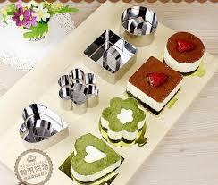 Heart Shaped Items Online Shop Creative Household Items Baking Mould Stainless Steel