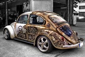 volkswagen beetle classic herbie herbie goes steampunk