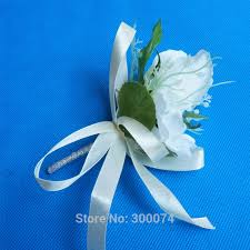 boutonniere mariage aliexpress buy decoration mariage boutonniere wedding