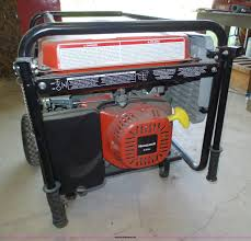 honeywell hw5500 generator item bx9184 sold september 2