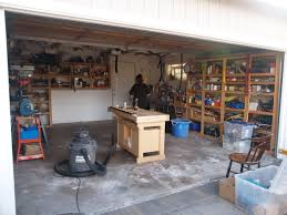 setting up small woodworking shop plans diy free download rustic