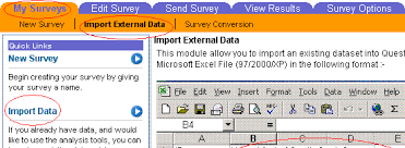 Excel Survey Data Analysis Template Turf Analysis To Analyze Data Questionpro Article