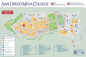 Usd Campus Map Map Of San Diego City College Campus Cashin60seconds Info