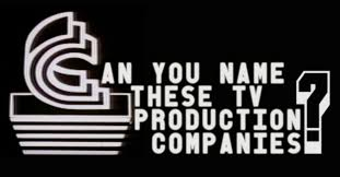 production companies can you identify these classic tv production company logos