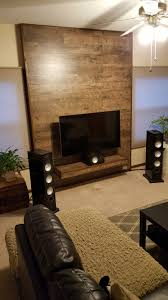 concealing wires for home theater i built a false wall to conceal my home theater wires u2013 diy already