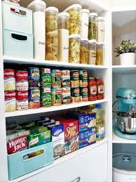 Walk In Pantry Organization Pantry Organization And Tour W Closetmaid Space Creations Be My