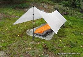 twelve ultralight backpacking tents and shelters part 1 section
