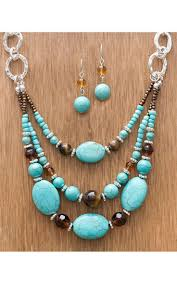 turquoise stone necklace 73 best turquoise jewelry images on pinterest necklaces beads