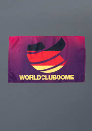 Flag Graphics The Bigcitybeats Store World Club Dome Flagge Klein Accessoires