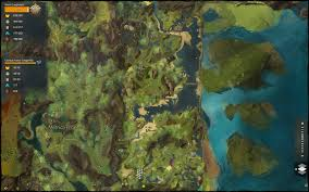 Gw2 World Map by Dark Reverie Jumping Puzzle 3 Guild Wars 2 Life