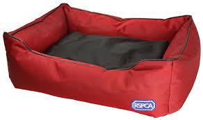 lifemax rspca extra tough dog rectangular bed amazon co uk pet