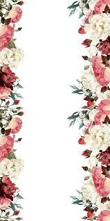 best 25 flowery wallpaper ideas on pinterest floral border
