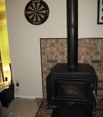 how to remove a wood stove 5 steps