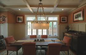 Craftsman Style Dining Room Craftsman Style