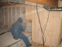 adding insulation to basement walls fine homebuilding throughout