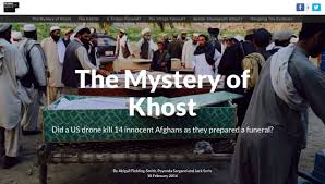 location bureau journ the mystery of khost the bureau of investigative journalism