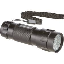 cyclops 14 led flashlight with 2 hat clip lights academy