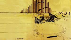 fear and loathing illustrator ralph steadman psychedelic art