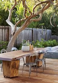 auvent en bois pour terrasse idée déco terrasse et aménagement fonctionnel pour tous les goûts