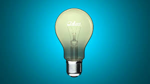 idea light bulb animation motion background videoblocks