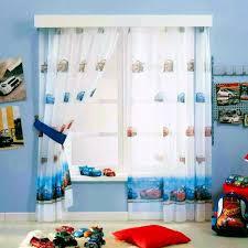 Schlafzimmer Fenster Nass Gardinen Set Vorhang Autocars 2 Teile 2 X H U003d208cm X B U003d126cm