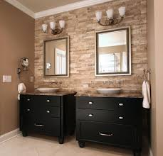 bathroom accent wall ideas cabinets for bathrooms and vanities