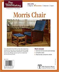 Morris Chair Fine Woodworking U0027s Morris Chair Plan Fine Woodworking Project