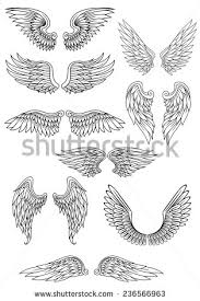 heaven wings vector free vector in adobe illustrator ai ai