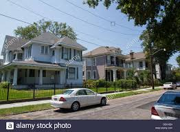 colonial style house in new orleans la usa stock photo royalty