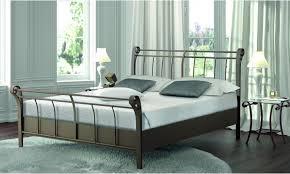chambre fer forgé lit fer forgé lit en fer forgé brun chambre a coucher
