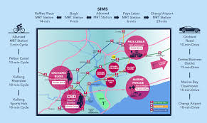Changi Airport Floor Plan Sims Urban Oasis New Condo Launch Singapore New Property