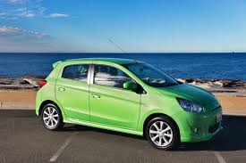 review mitsubishi mirage ls review and road test
