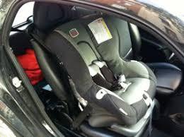 siege bebe devant voiture ma smart fortwo le portal pacher