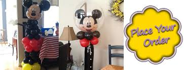 balloon delivery dc balloon decorations balloon bouquets in maryland up up and away