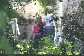pics lady gaga arriving at bradley cooper house 2 04 news
