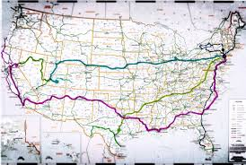 Road Trip Map Usa by The Spend Thrift U0027s Guide To Road Tripping Across The Usa
