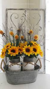 Sunflower Canisters For Kitchen Best 25 Sunflower Kitchen Decor Ideas On Pinterest Sunflower