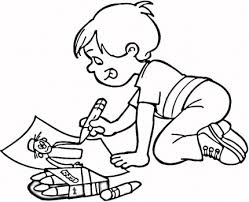 free coloring pages children coloring drawings color child