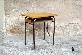 bureau ecolier en bois petit bureau ecolier petit bureau ancien accolier en bois et