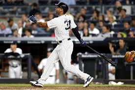 aaron hicks provides power as yankees roll to third straight win
