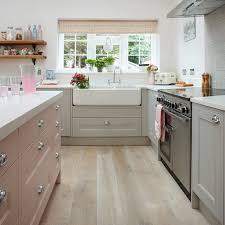 cuisine pastel 1001 idées pour aménager une cuisine cagne chic charmante