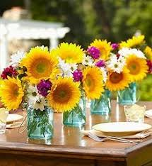 download sunflower wedding decorating ideas wedding corners