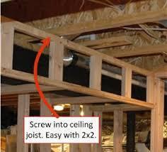 Easy Basement Wall Ideas Best 25 Framing Basement Walls Ideas On Pinterest Framing A