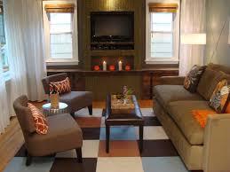 living room setup ideas hanging fan photograph brown plain